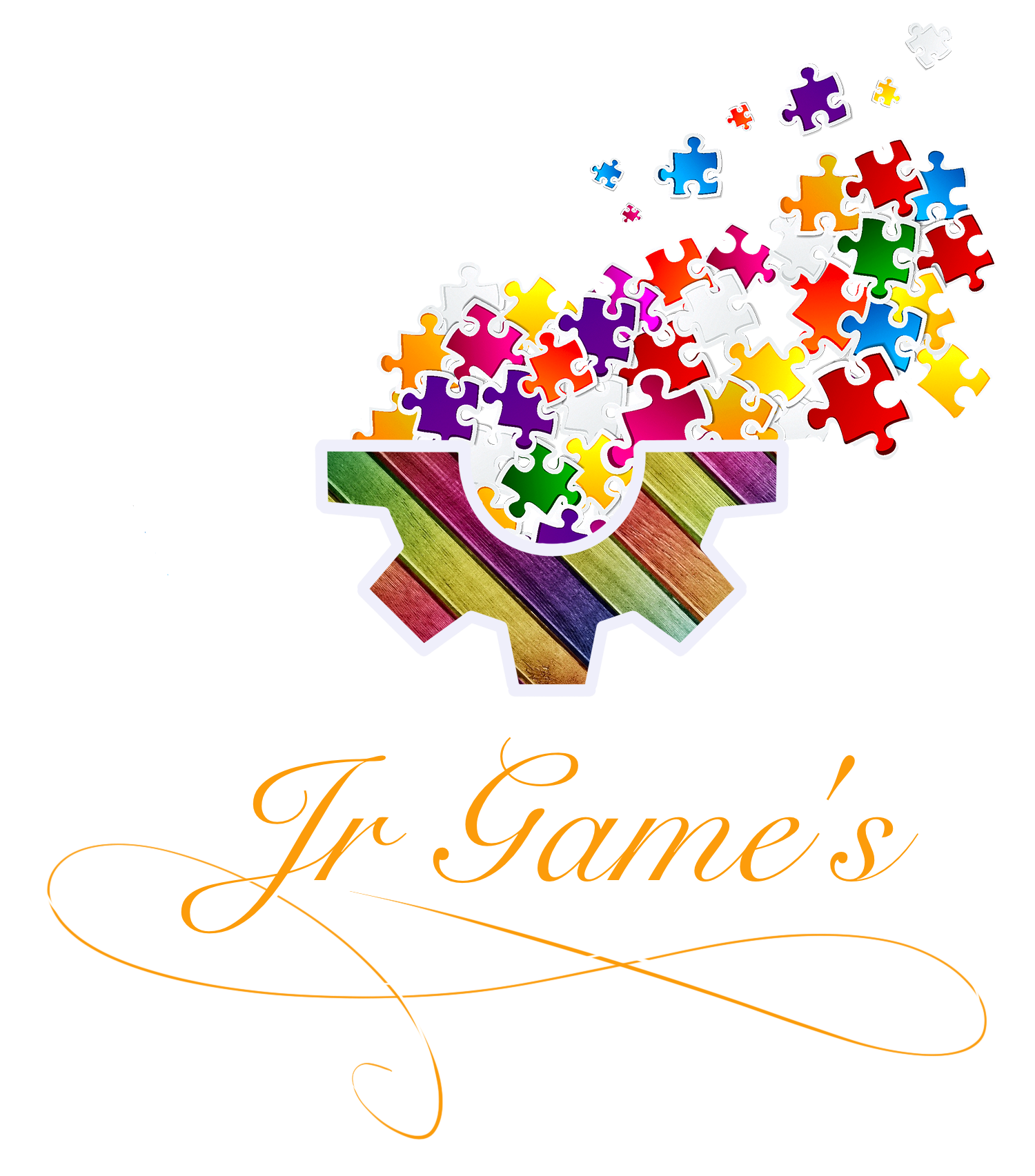 JR Game's Logo